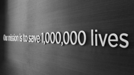 save one million lives from drug and alcohol addiction